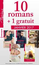 10 romans Passions + 1 gratuit (no635 à 639 - janvier 2017) Pdf/ePub eBook