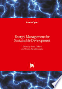 Energy Management For Sustainable Development Book PDF