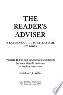 The Reader's Adviser