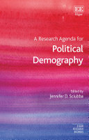 A Research Agenda for Political Demography Pdf/ePub eBook