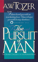 The Pursuit of Man Book