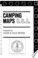 Camping Maps, U.S.A.