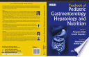 Textbook of Pediatric Gastroenterology  Hepatology and Nutrition Book