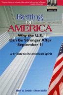 Pdf Betting on America