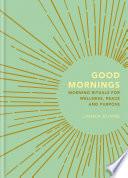 Good Mornings Book PDF