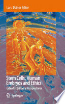 Stem Cells Human Embryos And Ethics Book PDF