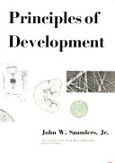 Patterns and Principles of Animal Development