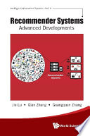 Recommender Systems: Advanced Developments