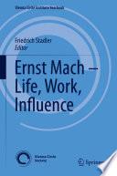 Ernst Mach     Life  Work  Influence