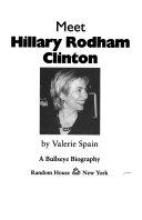 Meet Hillary Rodham Clinton