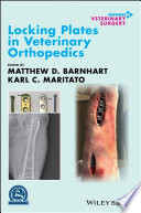 Locking Plates in Veterinary Orthopedics