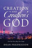 Creation And Creation S God