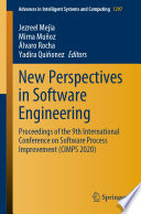 New Perspectives in Software Engineering