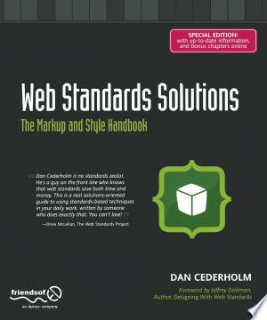 Download Web Standards Solutions Free Books - Dlebooks.net
