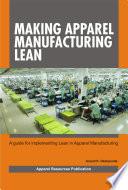 Making Apparel Manufacturing Lean
