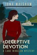 A Deceptive Devotion Book