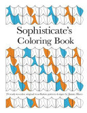 Sophisticate s Coloring Book