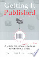 Getting it Published