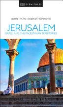 Jerusalem Israel And The Palestinian Territories