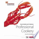 Level 2 Certificate in Professional Cookery