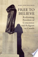 Free to Believe Book