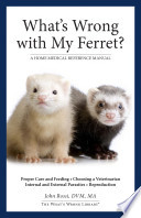 What S Wrong With My Ferret  Book PDF