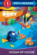 Ocean of Color  Disney Pixar Finding Dory  Book