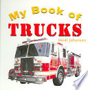My Book of Trucks Book PDF