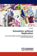 Simulation Without Replication