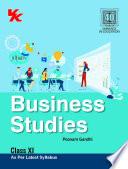 Business Studies Class 11 By Poonam Gandhi 2020 21