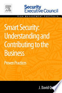 Smart Security  Understanding and Contributing to the Business