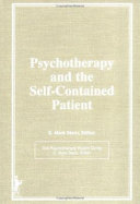 Psychotherapy and the Self contained Patient