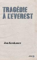 Tragédie à l'Everest [Pdf/ePub] eBook