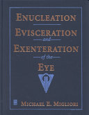 Enucleation Evisceration And Exenteration Of The Eye