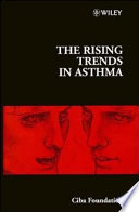 The Rising Trends In Asthma Book PDF