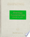 Rheology Fundamentals Book