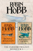 The Farseer Series Books 2 and 3: Royal Assassin, Assassin's Quest Book