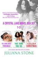 A Crystal Lake Novel Boxed Set 1-3 [Pdf/ePub] eBook