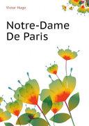 Pdf Notre-Dame De Paris Telecharger