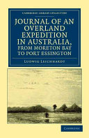 Pdf Journal of an Overland Expedition in Australia, from Moreton Bay to Port Essington