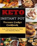 Keto Instant Pot Pressure Cooker Cookbook Pdf/ePub eBook