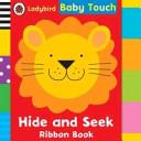 Hide and Seek Ribbon Book