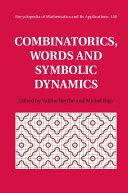 Combinatorics, Words and Symbolic Dynamics