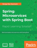 Spring  Microservices with Spring Boot