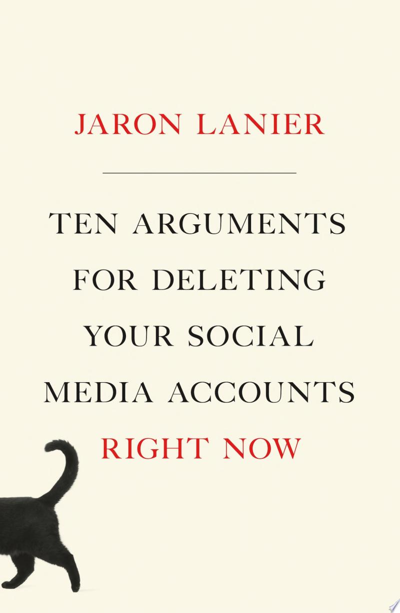 Ten Arguments for Deleting Your Social Media Accounts Right Now image