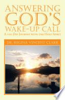 Answering God s Wake Up Call