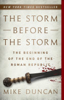 The Storm Before the Storm Pdf/ePub eBook