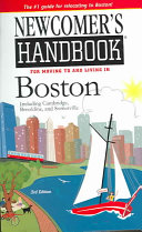 Newcomer s Handbook For Moving To And Living In Boston