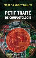 Pdf Court traité de complotologie Telecharger