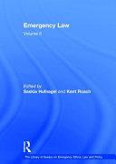 Emergency Law Book